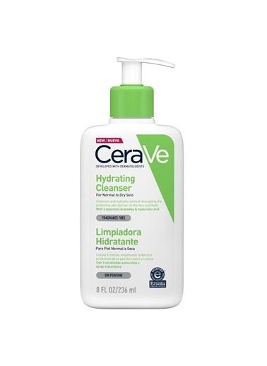 CeraVe CeraVe Hydrating Cleanser 236ml Renksiz